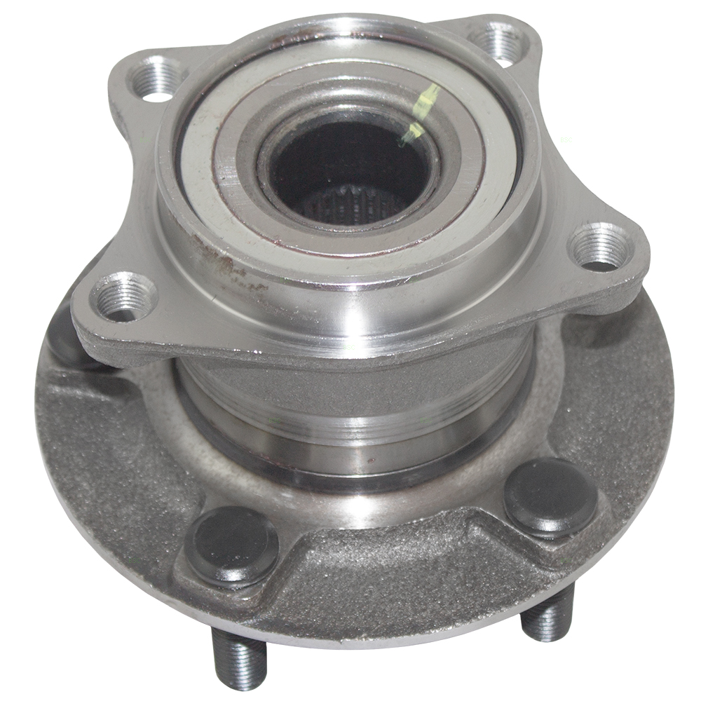 Rear Wheel Hub Bearing Assembly Replacement for Mazda SUV 4-Wheel Drive G33S-26-15XB HA590193 512350