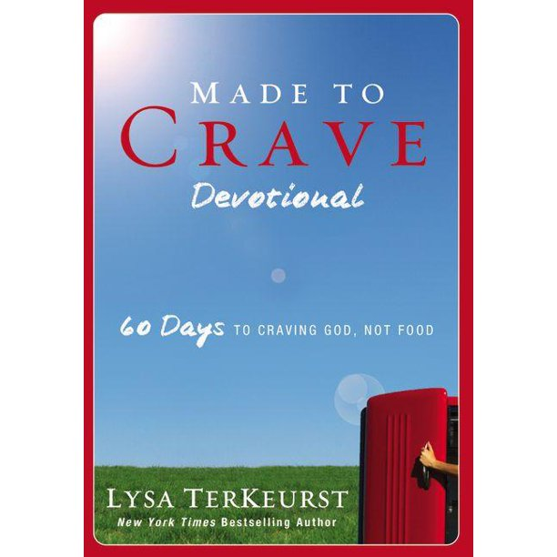 Made to Crave Devotional : 60 Days to Craving God, Not Food (Paperback)