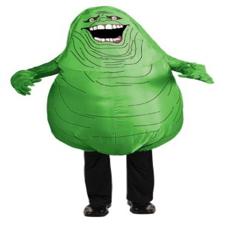 Ghostbusters Inflatable Slimer Costume - Standard - Slimer Inflatable