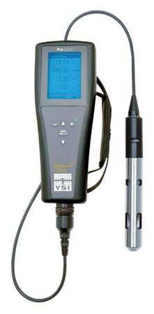 Dissolved Oxygen Conductivity Meter, Ysi, Pro20 by YSI