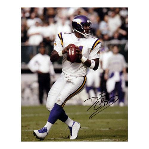 NFL - Daunte Culpepper Minnesota Vikings 16x20 Autographed Photograph