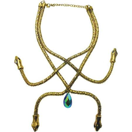 Cleopatra Snake Necklace - image 1 de 1
