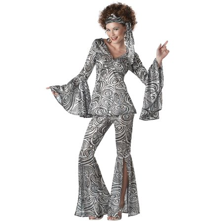 Foxy Lady Adult Costume - Foxy Lady Costume