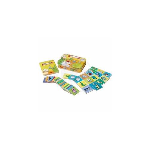 HABA 3603 4 x 5. 75 x 1. 25 Mini Bingo - Pack of 4