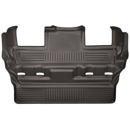 Husky Liners 53190 3rd Floor Liners Fits 15-18 Escalade/Tahoe with 2nd Row Bucket Seats ()