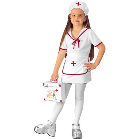 Child Classic White Nurse Costume