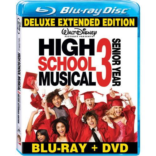 High School Musical 3 (Blu-ray + DVD) (Widescreen)