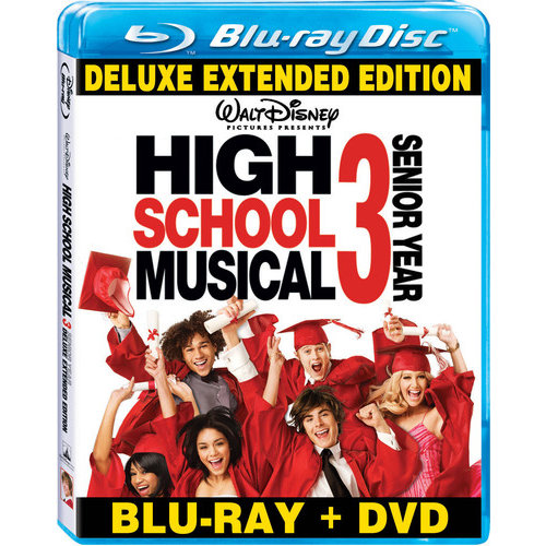 High School Musical 3 (Blu-ray   DVD) (Widescreen)