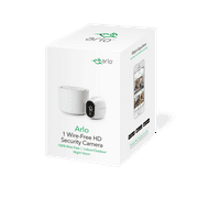 Arlo Wire-Free Security System with 1 HD Camera (VMS3130W100NAS)