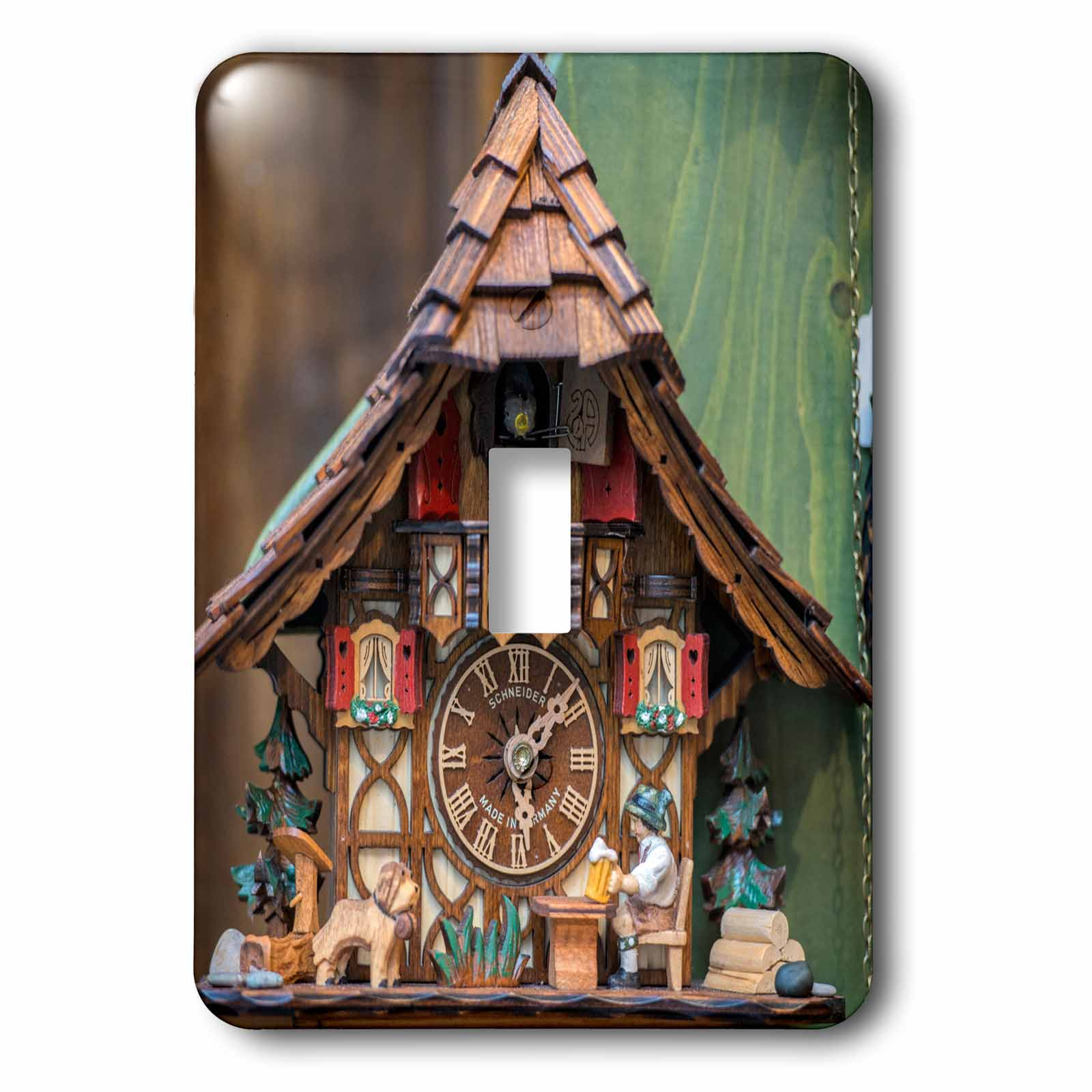 3drose traditional cuckoo clock for sale rothenburg germany single toggle switch