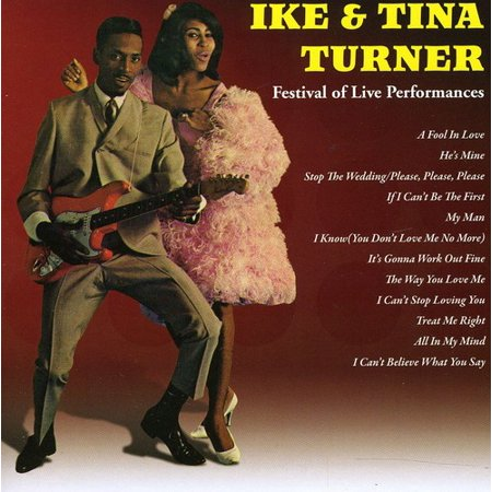 Ike and Tina Turner: Festival Of Live Performances (Tina Turner Halloween)
