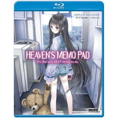 Heaven's Memo Pad: Complete Collection (Blu-ray)