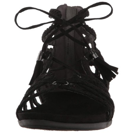 beb5a5447429 Kenneth Cole REACTION Women s Slim Loop Gladiator Sandal - image 1 ...