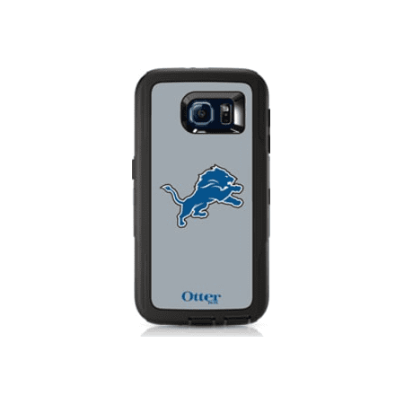 Otterbox Defender Series Nfl Detroit Lions Case For Samsung Galaxy S6