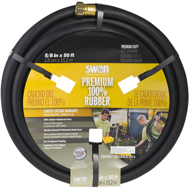 Teknor Apex 8695 50 5/8 In X 50u0027 Industrial Duty All Rubber Hose    Walmart.com