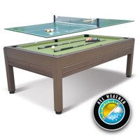 Table Top MultiGame Tables Walmartcom - Multifunction pool table