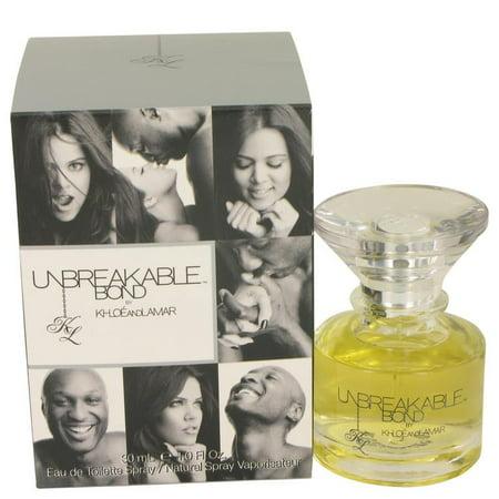 Unbreakable Bond by Khloe and Lamar - Women - Eau De Toilette Spray 1 (Khloe Kardashian Glasses)
