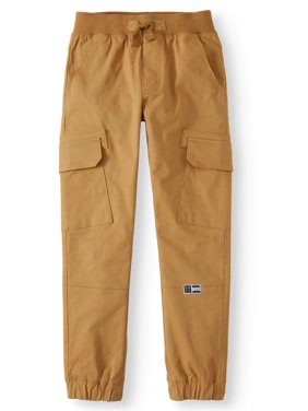 e225e5518ca Product Image Pull On Stetch Twill Skinny Cargo Jogger Pants (Big Boys)