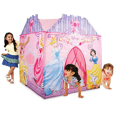 pretty nice eadb3 8c07e Disney Princess Superplay House W/ Light