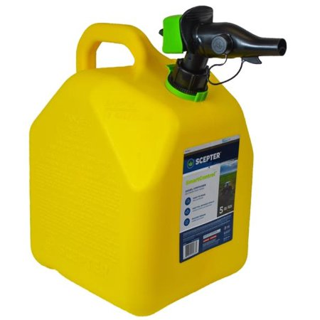 Scepter 5 Gallon Smart Control Diesel Can