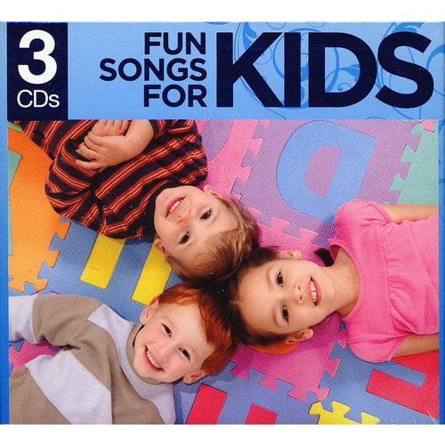 Fun Songs For Kids (3CD)