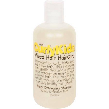 CurlyKids Super Detangling Shampoo, 8 oz