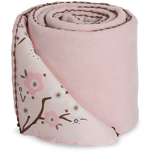 MiGi Blossom Collection Crib Bumper