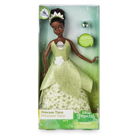 Disney Princess Tiana Classic Doll with Ring New with Box](Princess Tiana Party)
