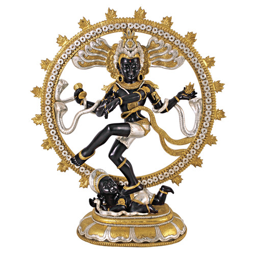 Design Toscano Grand Dancing Shiva Statue