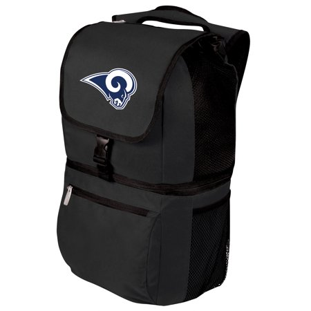 Los Angeles Rams Zuma Cooler Backpack - Black - No Size