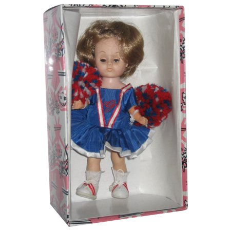(Ginny Dress Quilting Bee Cheerleader 8-inch Poseable Collectible Doll)