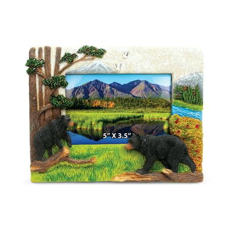 Stone Frame - Black Bear 5