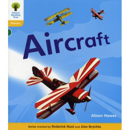 Oxford Reading Tree: Level 5A: Floppy's Phonics Non-Fiction: Aircraft (Paperback)