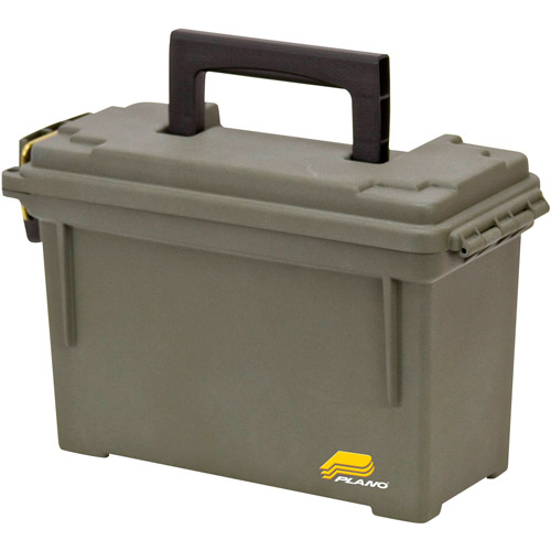 Plano Sports u0026 Outdoors Gun Storage 1312 Ammo Can  sc 1 st  Walmart.com & Plano Sports u0026 Outdoors Gun Storage 1312 Ammo Can - Walmart.com