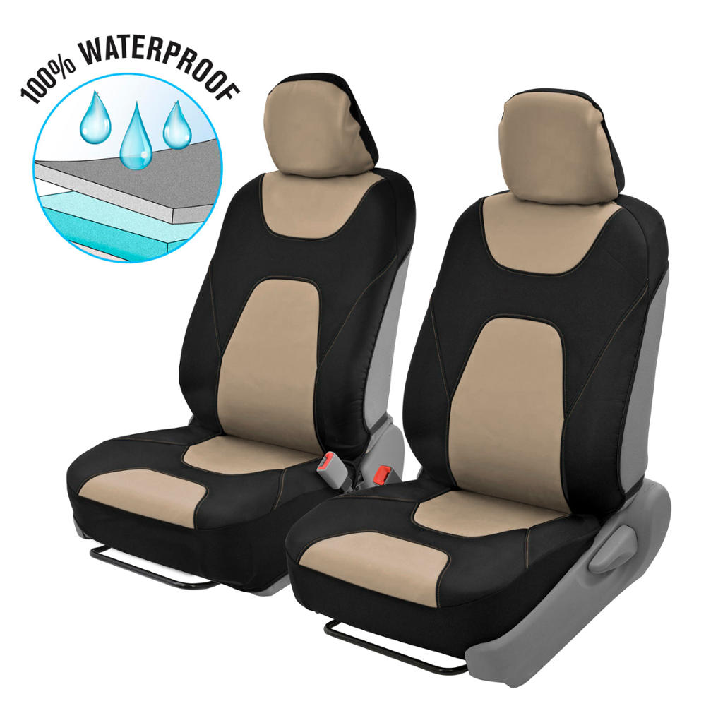 Single Seat Cover Grey Heavy Duty Durable S- tech automotive Zafira All Models Water Resistant