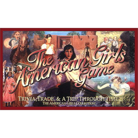 The American Girls collection Board Game