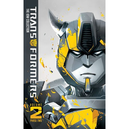 Transformers: IDW Collection Phase Two Volume 2 3 Phase Dry Type Transformer