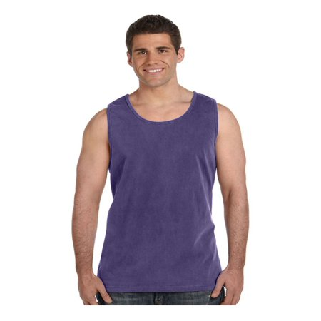 68f2948e016de6 Chouinard Adult Preshrunk Garment-Dyed Tank Top