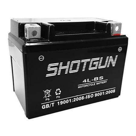 Shotgun 4l-bs-shotgun-kw13 12V 3Ah 50CC Moped 4L-BS