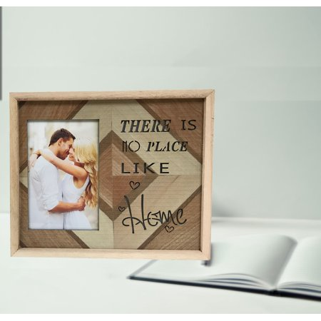 Creative Motion Lighted There is No Place Like Home Picture Frame. Lighted Photoframe (4