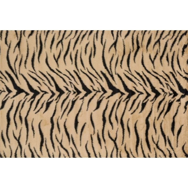 Loloi Danso DA-03 Tiger Poly Acrylic 2-Feet by 3-Feet Area Rug