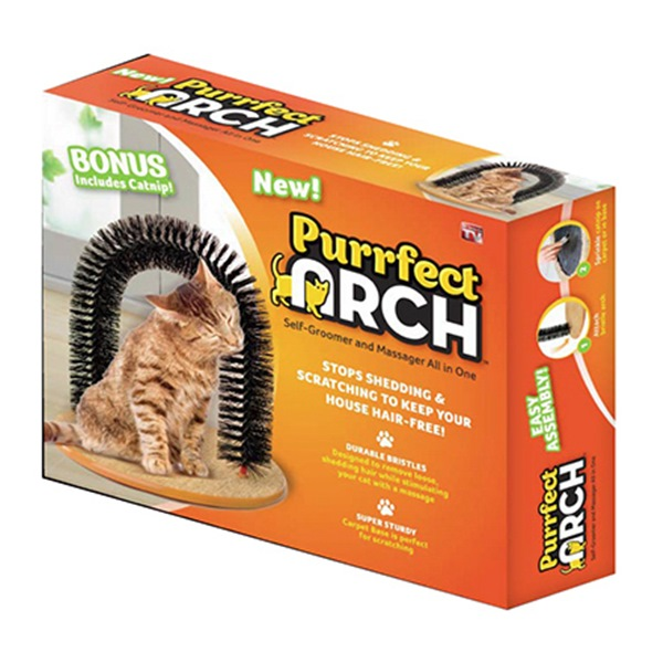 Purrfect Arch Groomer