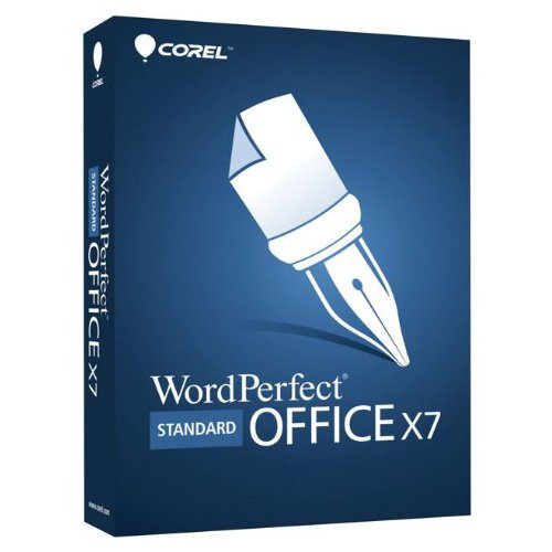 COREL CORPORATION WORDPERFECT OFFICE X7 STANDARD EN MB UPG WPOX7STDENMBUG