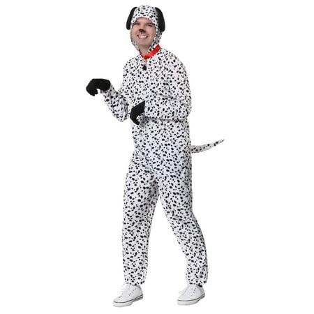 Adult Plus Size Delightful Dalmatian Costume