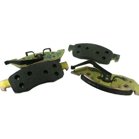 Friction Master MKD344A (7237A) Brake (Axxis Metal Master Brake Pad)