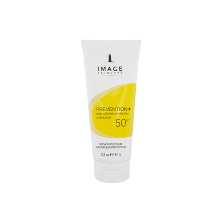 IMAGE Skincare Prevention + Daily Ultimate Protection Moisturizer SPF 50 3.2 oz (Age Prevention Moisturizer)