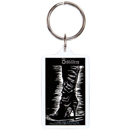 Distillers - Boot Keychain