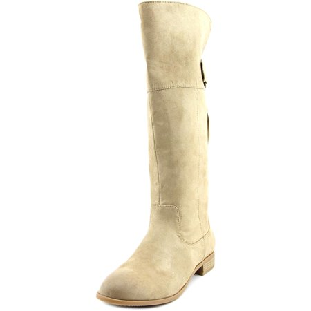 BC Footwear Collective   Round Toe Canvas  Mid Calf Boot