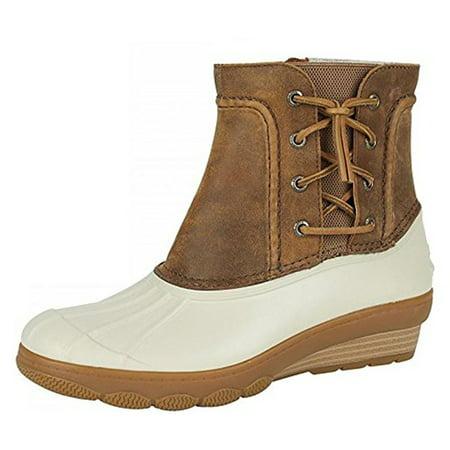 4115650c91ea Sperry Top-Sider - Sperry Top-Sider Women s Saltwater Wedge Rain Boot (6  B(M) US