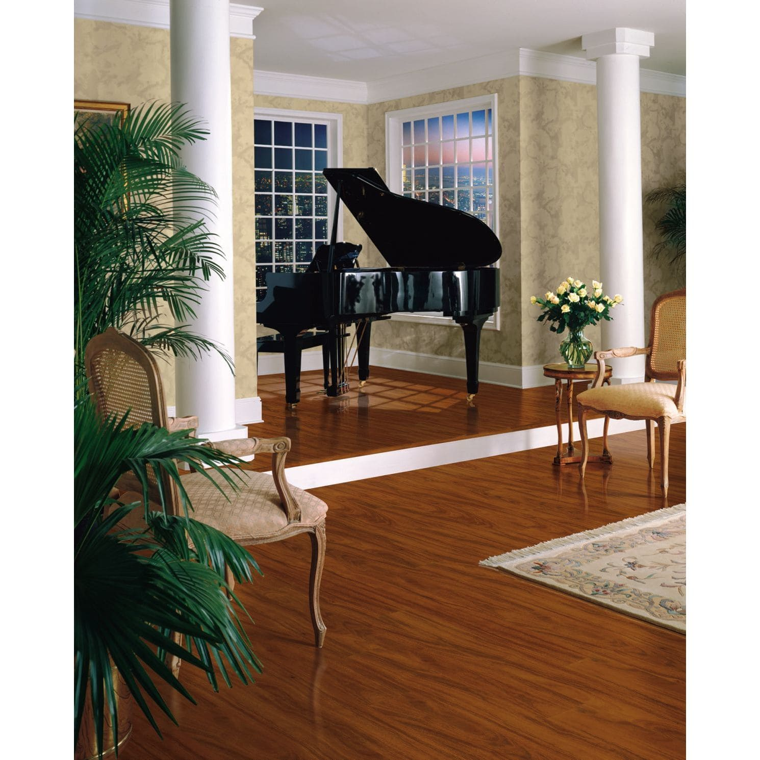 Armstrong  Grand Illusions 13.05-square-foot Laminate Flo...